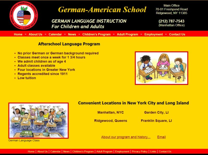 German-American School
