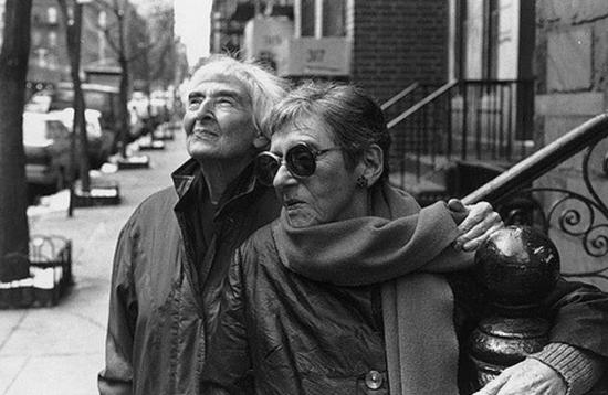 Ellen Auerbach und Grete Stern