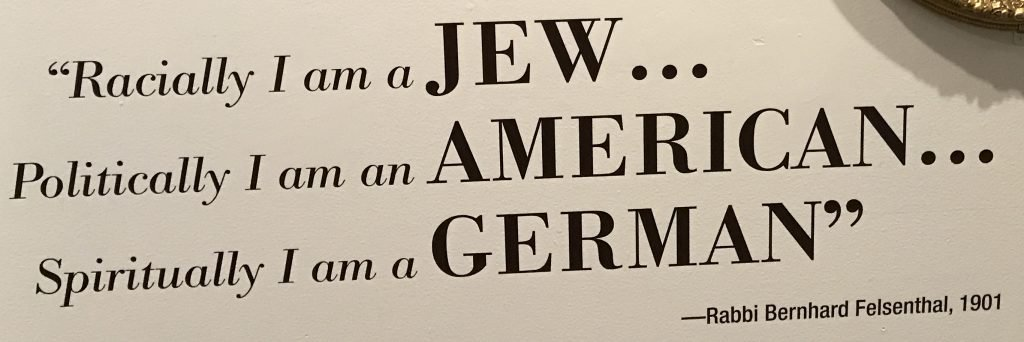 German Jewish quote