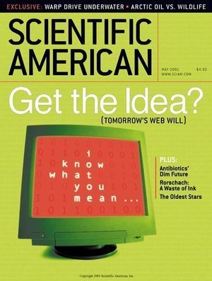 Scientific American 2001